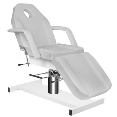 Hidraulinis kosmetologinis krėslas A 210, pilkos sp. 2