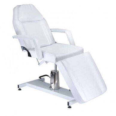 Hidraulinis kosmetologinis krėslas BW-210, baltos sp.