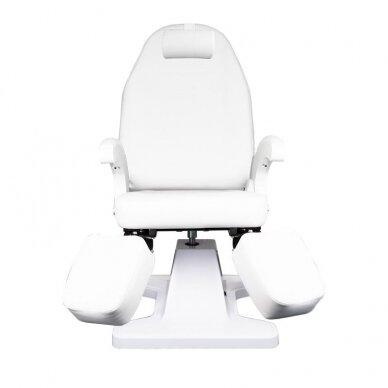 Hidraulinis pedikiūro krėslas, baltos sp. 5