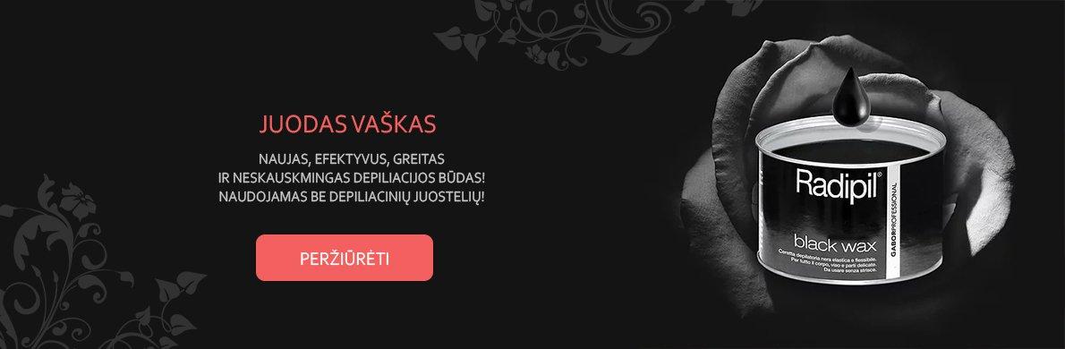 JUODAS VAŠKAS WEB