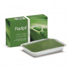 Karštas vaškas su chlorofilu Radipil, 2x500 ml