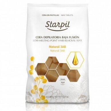 Karštas natūralus vaškas Starpil, 1 kg