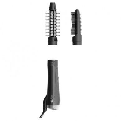 Karšto oro plaukų formuotuvas - džiovintuvas Osom 2 in 1 Hot Air Styler, 1000W 2