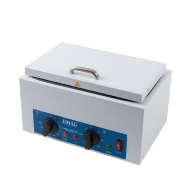 Karšto oro sterilizatorius EMAG EMMI STERI 15, 1.5 L 2