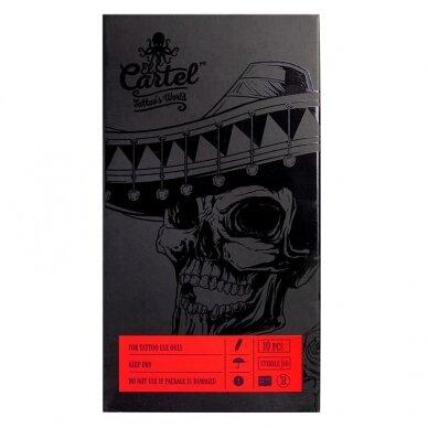 Kartridžas El Cartel 1005RL 10vnt. 0.30mm 5