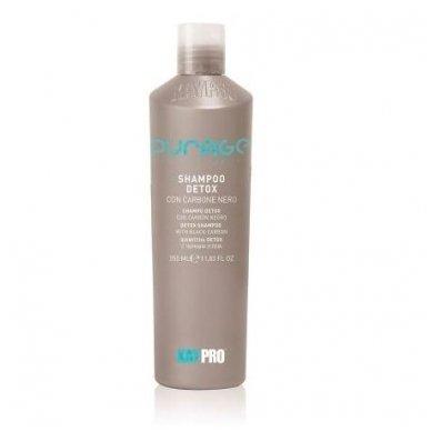 KAY PRO KIT PURAGE detoksikuojantis plaukus rinkinys 2