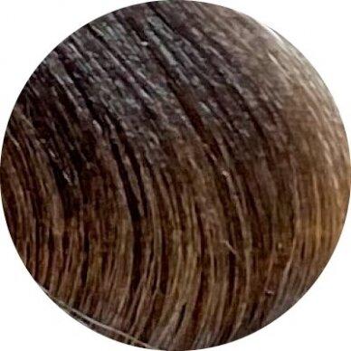 KAY PRO Natural Kay Nuance plaukų dažai 6.17 TEAK DARK BLONDE, 100ml 2