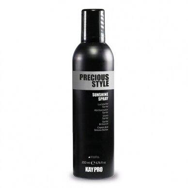 Kay Pro plaukų blizgesį suteikiantis purškiklis, 200ml