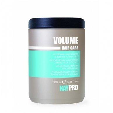KAY PRO VOLUME plaukų apimtį didinantis kondicionierius, 1000ml.