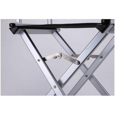 Kėdė makiažui KC-CH01, juodos sp. 3