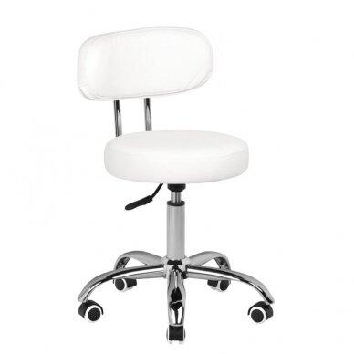 Kėdutė A-007, balta