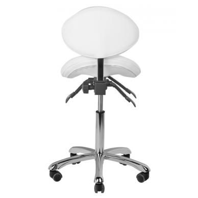 Kėdutė meistrui 1025 , baltos spalvos 2
