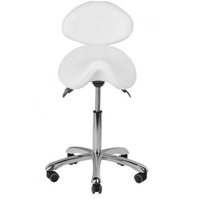 Kėdutė meistrui 1025 , baltos spalvos