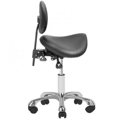 Kėdutė meistrui 1025 , juodos spalvos 3