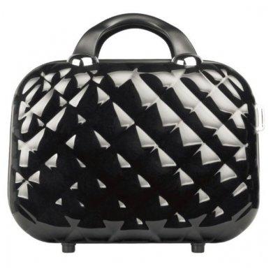Kelioninis vizažo meistro, kirpėjo krepšys GLAMOUR 6002-2, juodos sp. 2