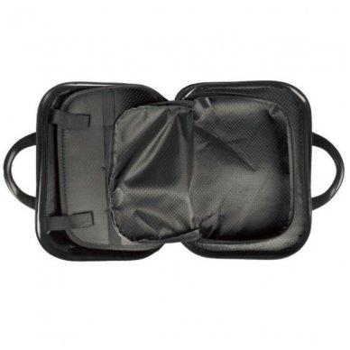 Kelioninis vizažo meistro, kirpėjo krepšys GLAMOUR 6002-2, juodos sp. 7