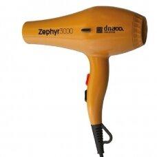Kiepe Professional plaukų džiovintuvas ZEPHYR 3000, oranžinės sp., 2000W