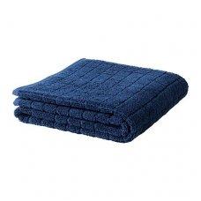 Kilpinis rankšluostis 30 x 50 cm, tamsiai mėlynos spalvos