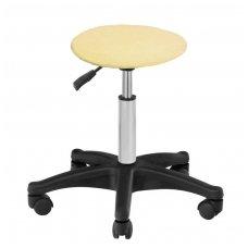 Kilpinis užvalkalėlis kėdutei, 30-35 cm, kreminės sp.