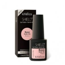 Kinetics SHIELD gelio lako bazė ir spalva AU NATUREL KGPBN902, 11 ml