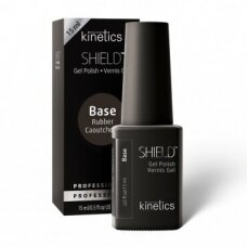 Kinetics Shield Rubber gelinis nagų pagrindas, 15ml