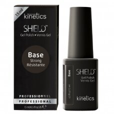 Kinetics Shield Strong Base gelinis nagų lako pagrindas, 15ml