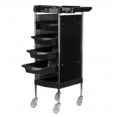 Kirpyklos vežimėlis FX11-B BLACK