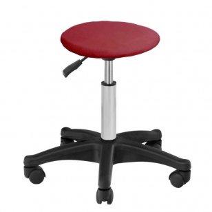 Kilpinis užvalkaliukas kėdutei, 30-35cm, bordo sp.