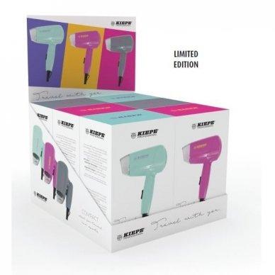 Kiepe Professional mini plaukų džiovintuvas, 800W (B.140.8308) 2