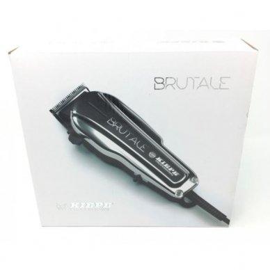 Kiepe Professional plaukų kirpimo mašinėlė Brutale 3
