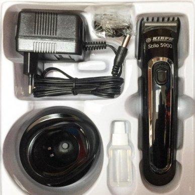 Kiepe Professional plaukų kirpimo mašinėlė - trimeris STILO 5900 3