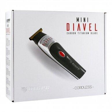 Kiepe Professional plaukų kirpimo mašinėlė - trimeris DIAVEL mini 2