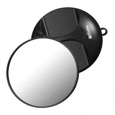 Kiepe Professional veidrodėlis DNA EVOLUTION, D 246mm juoda/balta sp. 2