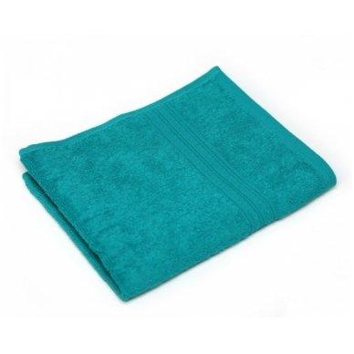 Kilpinis rankšluostis 70 x 140 cm, mėlynos spalvos
