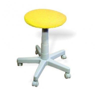 Kilpinis užvalkalėlis kėdutei, 30-35 cm, geltonos sp.