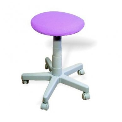 Kilpinis užvalkalėlis kėdutei, 30-35 cm, šv. violetinė sp.