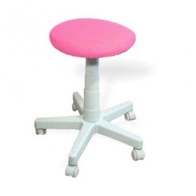 Kilpinis užvalkaliukas kėdutei, 30-35cm, rožinės sp.