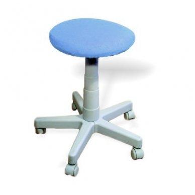 Kilpinis užvalkaliukas kėdutei, 30-35cm, žydros sp.
