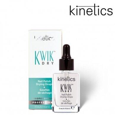 Kinetics greito džiūvimo lašai nagų lakui KWIK DRY FAST, 15ml