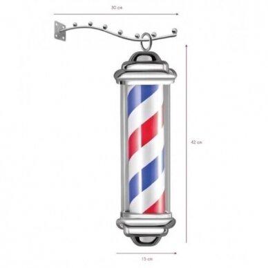Barber salono iškaba/šviestuvas 2