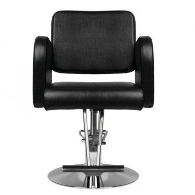 Kirpklos kėdė HAIR SYSTEM HS92, juodos sp. 5