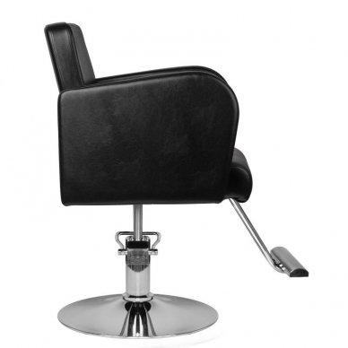 Kirpklos kėdė HAIR SYSTEM HS92, juodos sp. 2