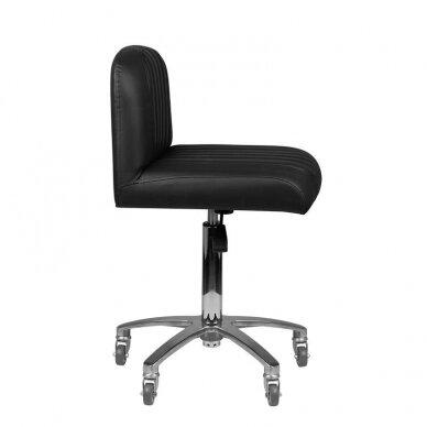 Kirpyklos kėdė GABBIANO, juodos sp. 5
