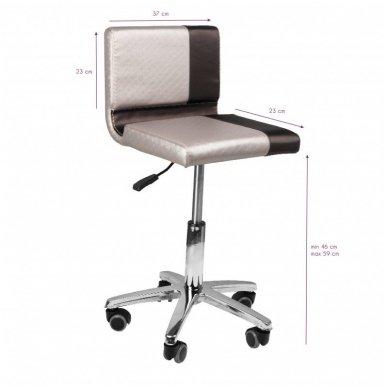 Kirpyklos kėdė GABBIANO SALONIKI 2