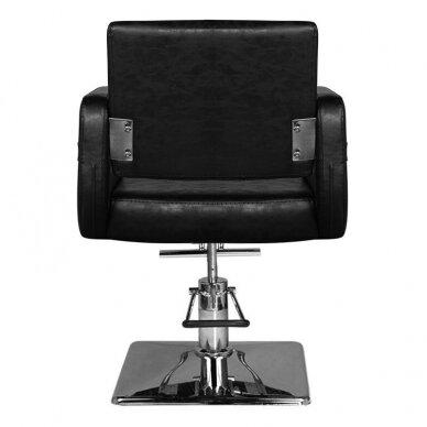Kirpyklos kėdė HAIR SYSTEM SM311, juodos sp. 3