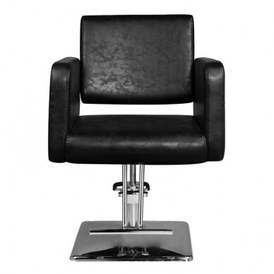 Kirpyklos kėdė HAIR SYSTEM SM311, juodos sp. 4