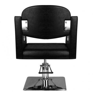 Kirpyklos kėdė SM308, juodos sp. 2