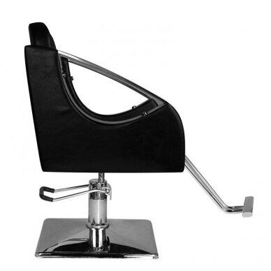 Kirpyklos kėdė SM308, juodos sp. 4