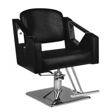 Kirpyklos kėdė SM310, juodos sp.