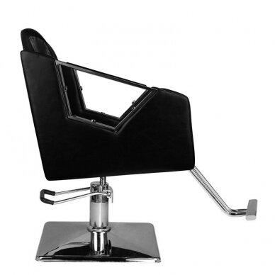 Kirpyklos kėdė SM310, juodos sp. 4